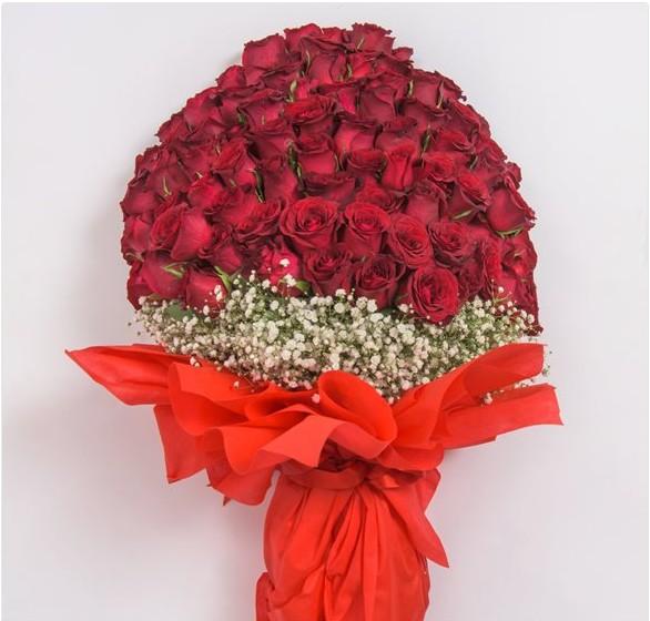 100 rosas rojas