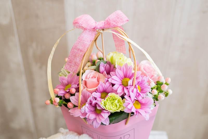 Bouquet bolsa floral