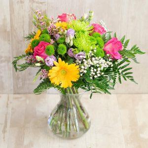 Ramo de flores ritmo a domicilio en Toledo