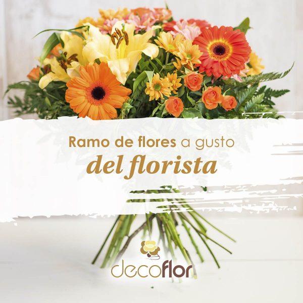 Ramo de flores a gusto del florista
