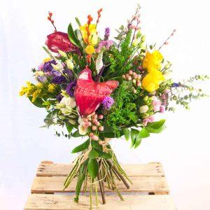 Pide a domicilio el Ramo de flores para el día de la madre en Toledo