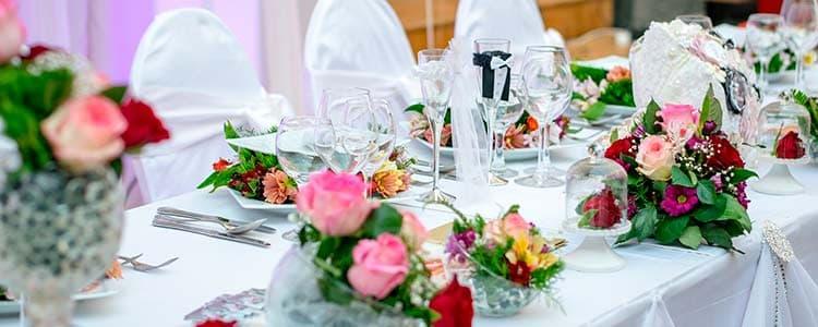 Centros de mesa para boda en toledo