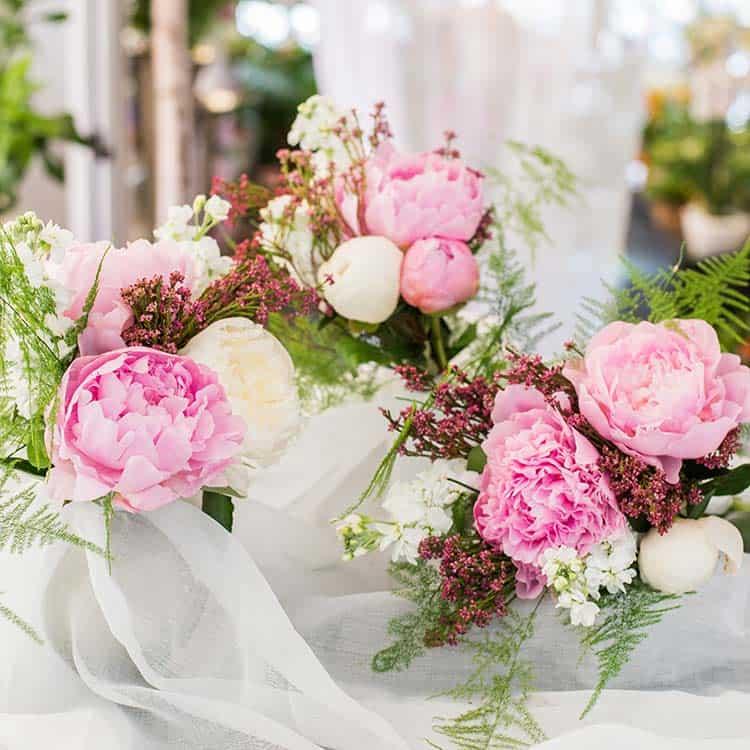 Ramos de novia para bodas en toledo