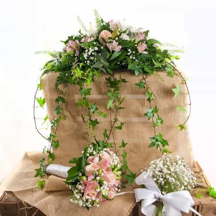 Todos los tipos de flores para boda en toledo