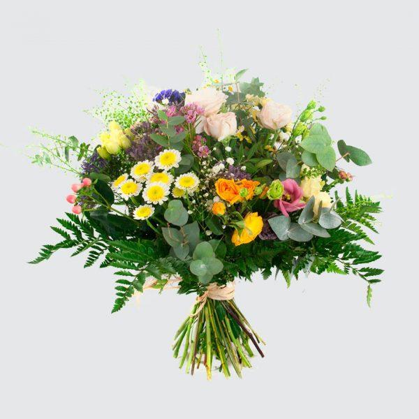 ramo de flores del verano a domicilio en Toledo.