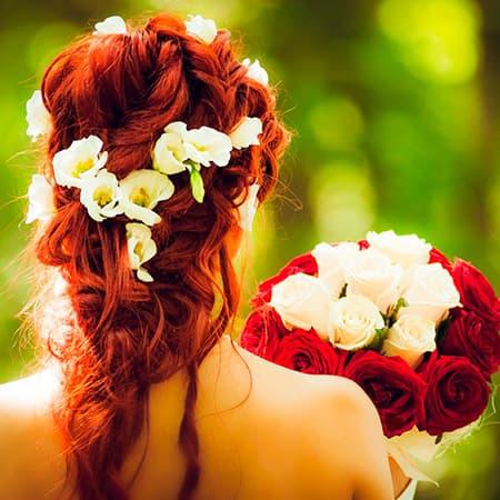 Floristeria especializada en bodas en Toledo.